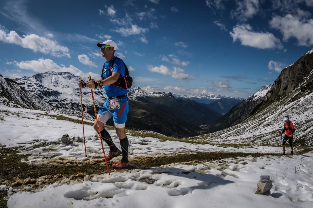 mayer-rexing TransAlpine Run Berg und Schnee 2